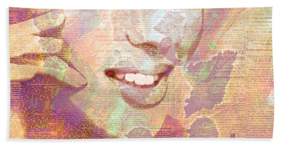 Pastel Hand Towel featuring the photograph Like by Jacky Gerritsen