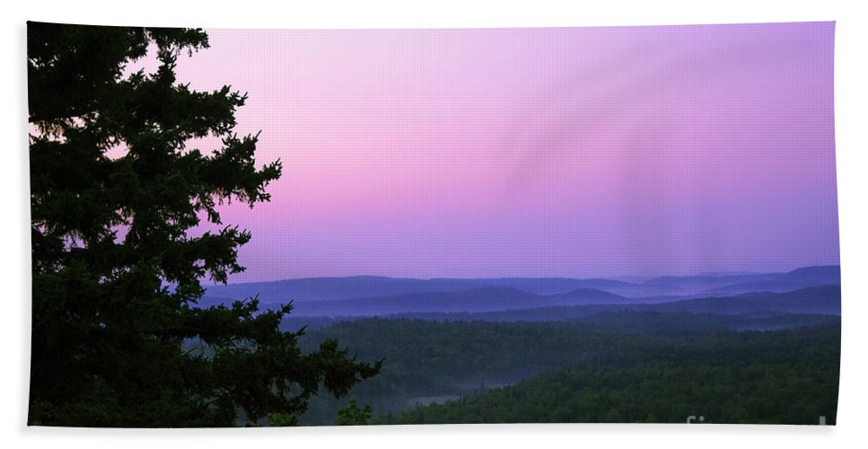 Art Hand Towel featuring the photograph Looking Out Looking Over by Joe Geraci