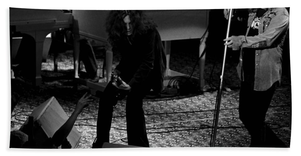 Lynyrd Skynyrd Hand Towel featuring the photograph Ls #41 Crop 2 by Ben Upham