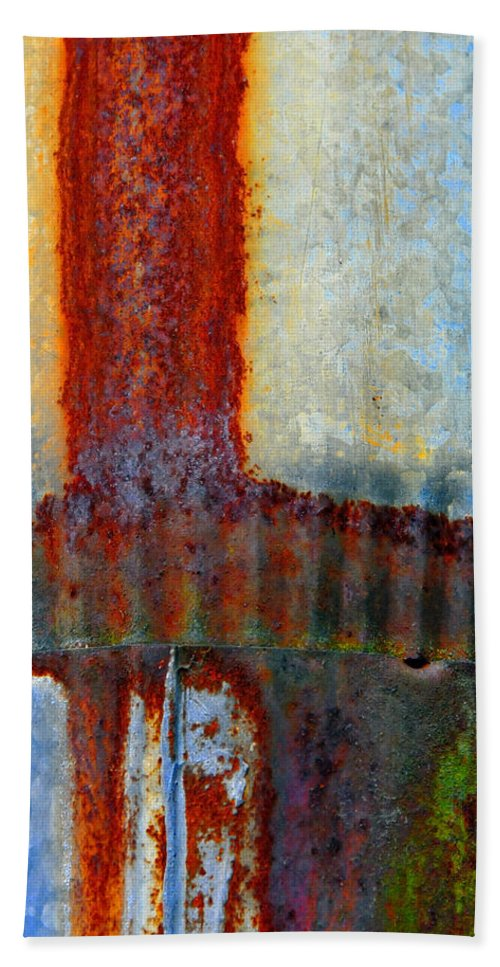 Skip Hunt Hand Towel featuring the photograph Magma by Skip Hunt