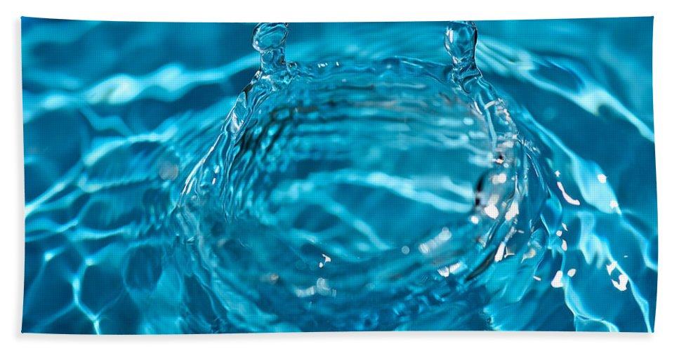 Circle Bath Sheet featuring the photograph Make A Circle by Lisa Knechtel