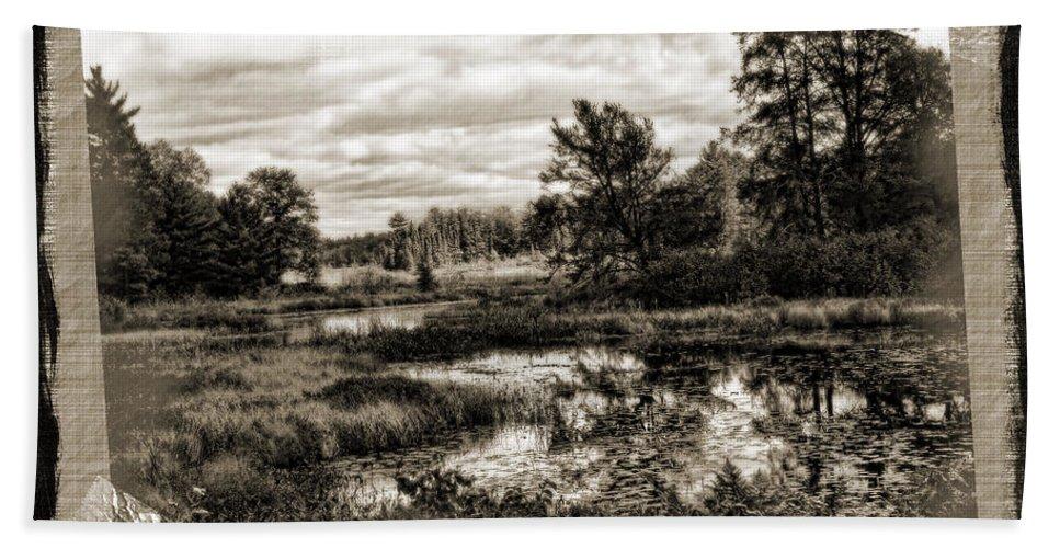 Nostalgia Hand Towel featuring the photograph Memories by Lauren Radke
