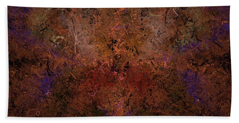 Butterfly Hand Towel featuring the digital art Metamorphosis by Diana De Avila