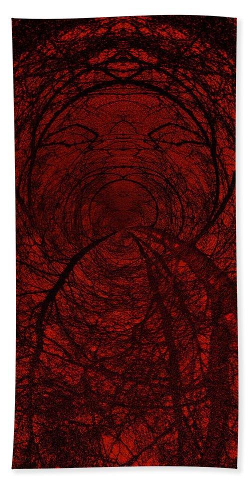 Lehtokukka Hand Towel featuring the photograph Moonshine 18 Shout by Jouko Lehto