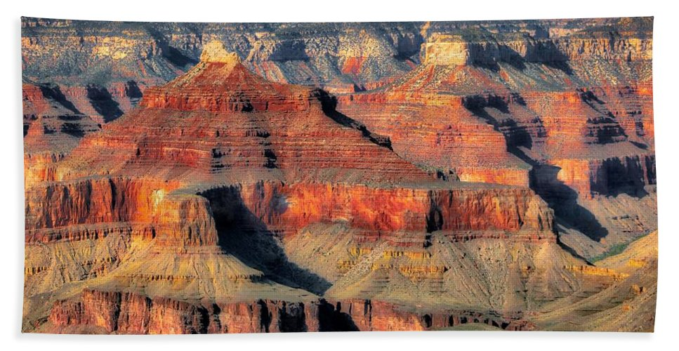 Grand Canyon Bath Sheet featuring the photograph More From The Canyon by Todd Dunham