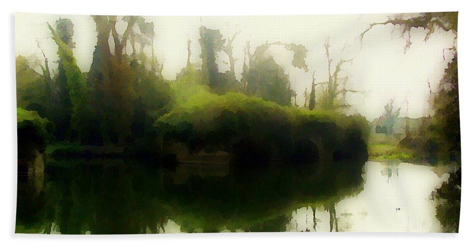 Light Bath Sheet featuring the photograph Morning Light by Mindy Newman