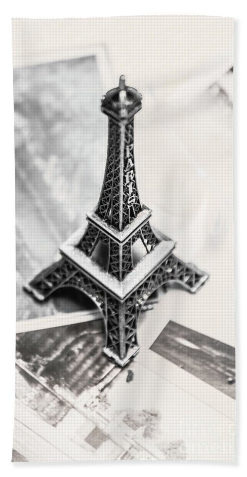 Souvenir Hand Towel featuring the photograph Nostalgia In France by Jorgo Photography - Wall Art Gallery