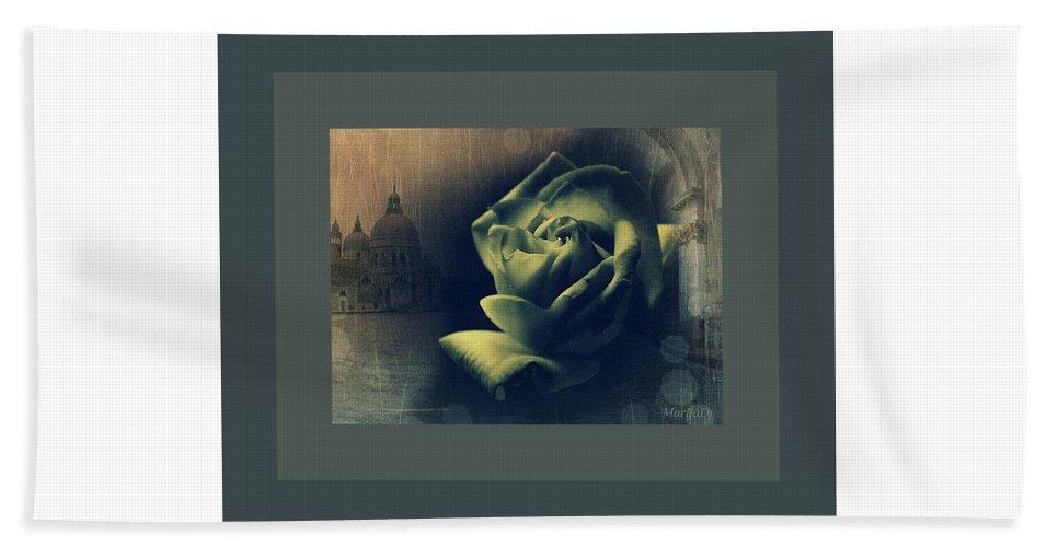 Roses Hand Towel featuring the photograph Nostalgia by Marija Djedovic