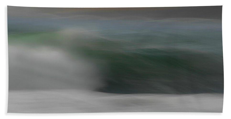 Ocean Bath Sheet featuring the photograph Ocean Breeze by Donna Blackhall