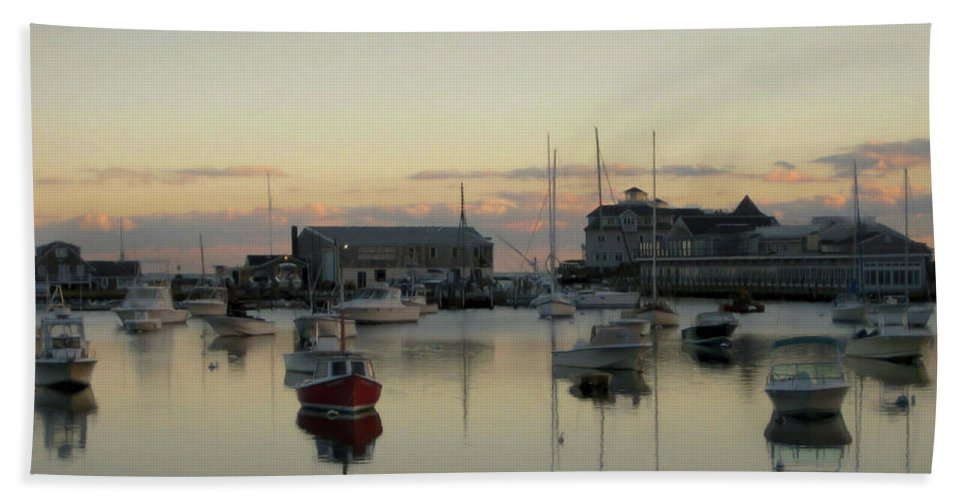 Water Bath Sheet featuring the photograph On The Cape by JAMART Photography