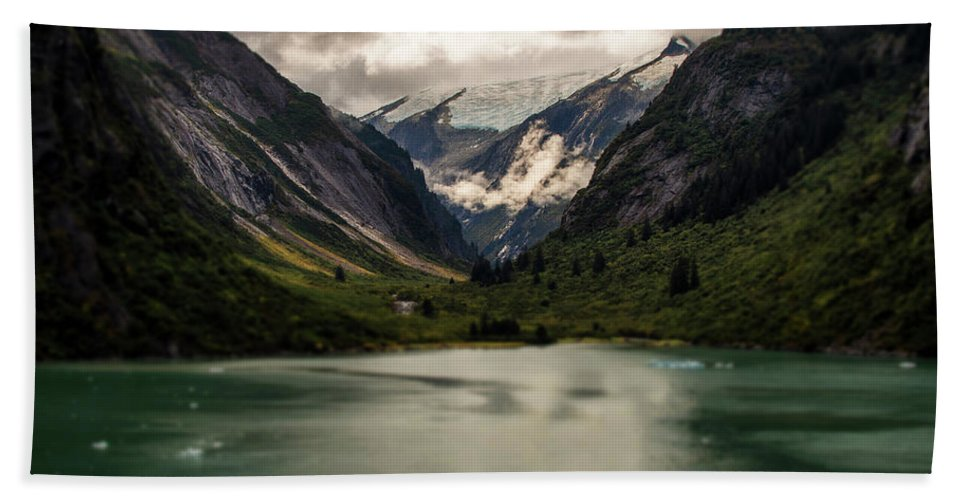 Cruise Bath Sheet featuring the photograph One Day In The Alaskan Wilderness by Marko Stojkovic