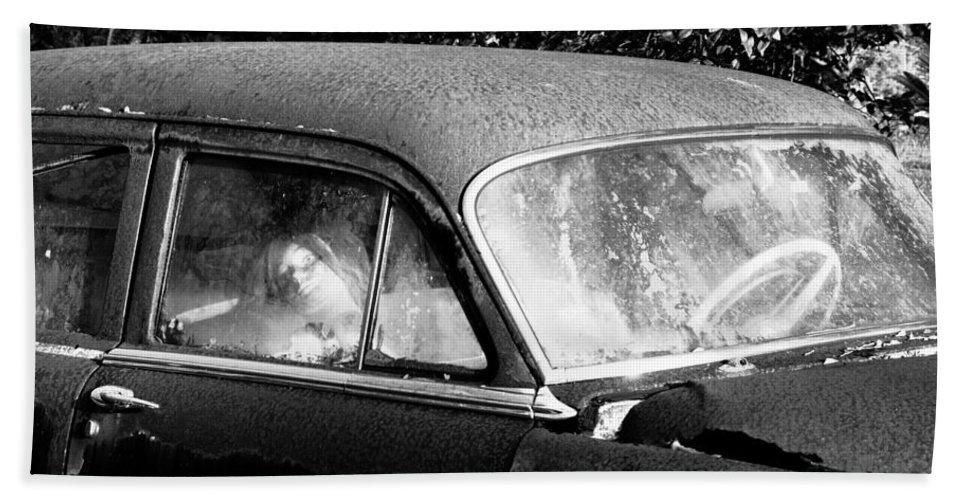 Passenger Bath Sheet featuring the photograph Passenger by David Lee Thompson