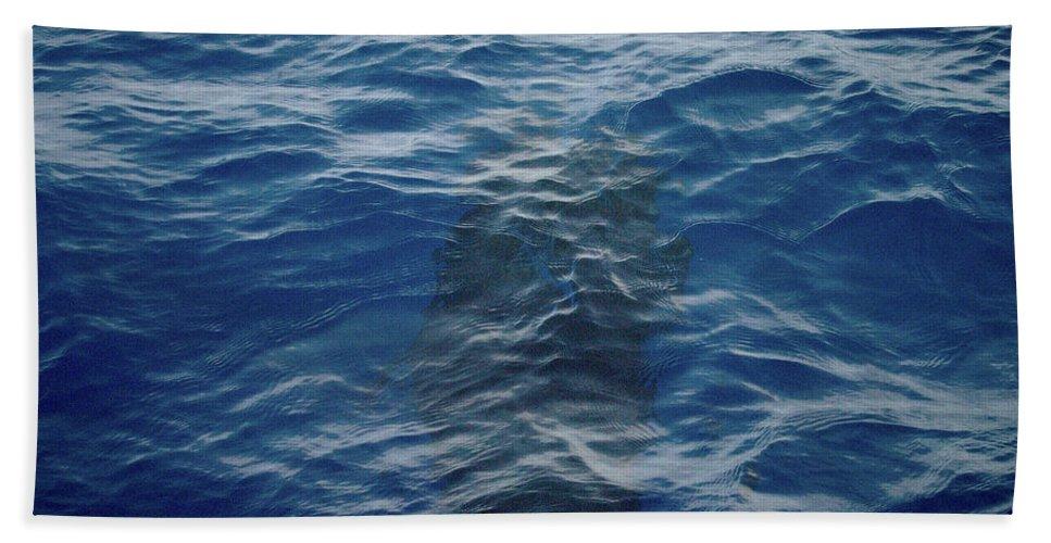 Valasretki Bath Sheet featuring the photograph Pilot Whale 8 by Jouko Lehto