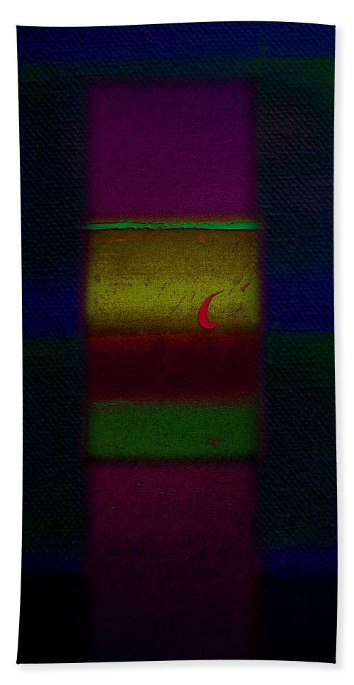 Rothko Hand Towel featuring the painting Red Sails In The Sunset by Charles Stuart