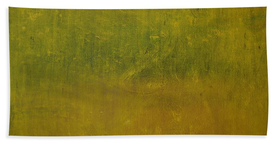 Jack Diamond Bath Sheet featuring the painting Reflections Of A Summer Day by Jack Diamond