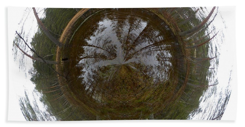 Lehtokukka Hand Towel featuring the photograph Roll On by Jouko Lehto