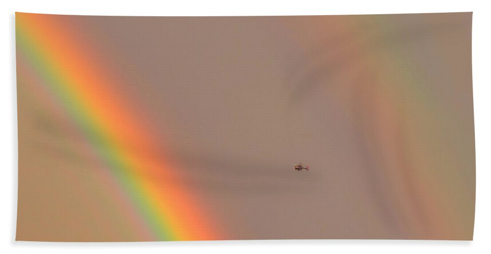 Calgary Bath Sheet featuring the photograph Seeing Double by James Anderson