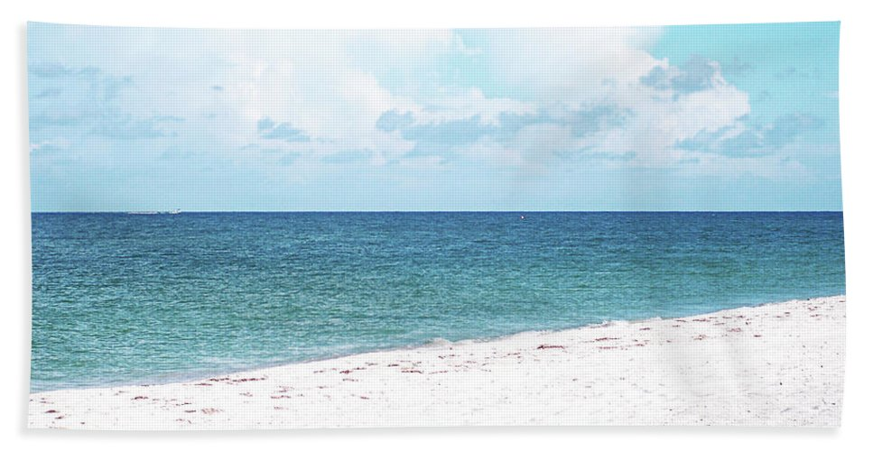 Florida Bath Sheet featuring the photograph Serenity Gp by Chris Andruskiewicz