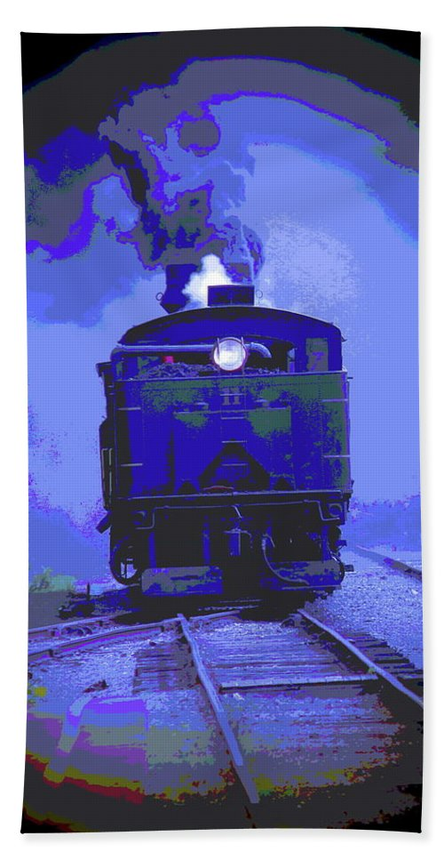 Cass Hand Towel featuring the photograph Shay 11 R by Cathy Lindsey