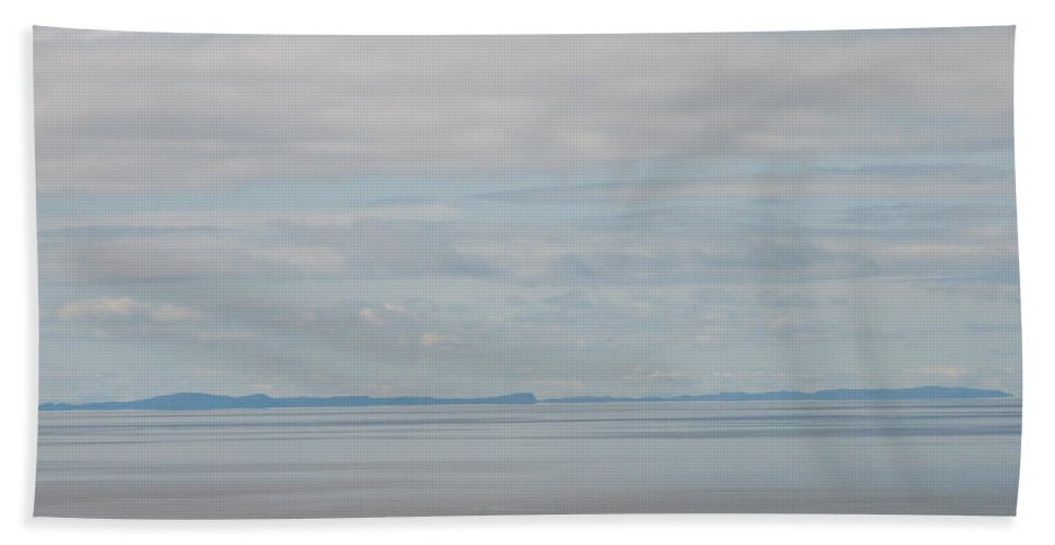 Sky Hand Towel featuring the photograph Skyscape by Kelly Mezzapelle