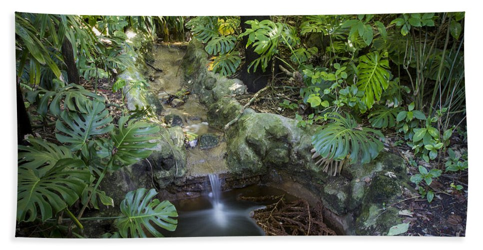 Photography Bath Sheet featuring the photograph Smooth Water by Daniel Knighton