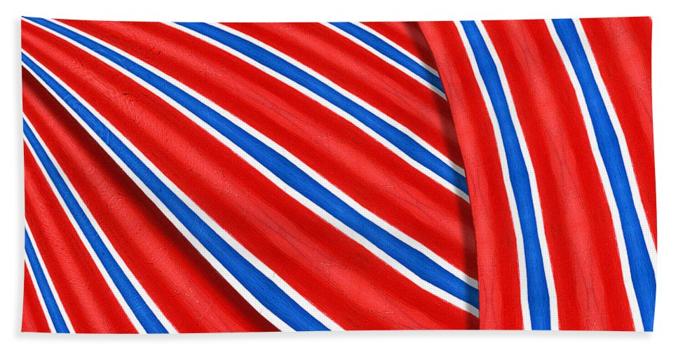 Photography Hand Towel featuring the photograph So Very British by Paul Wear