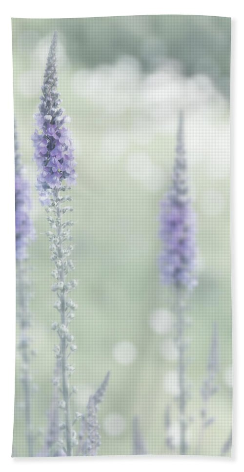 Flowres Bath Sheet featuring the photograph Soft Pastels by Svetlana Sewell