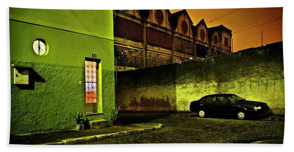 Rio De Janeiro Hand Towel featuring the photograph Somewhere In Rio 3 by Sergio Bondioni
