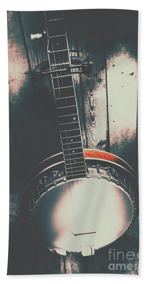Musical Bath Towel featuring the photograph Sound Of The West by Jorgo Photography - Wall Art Gallery