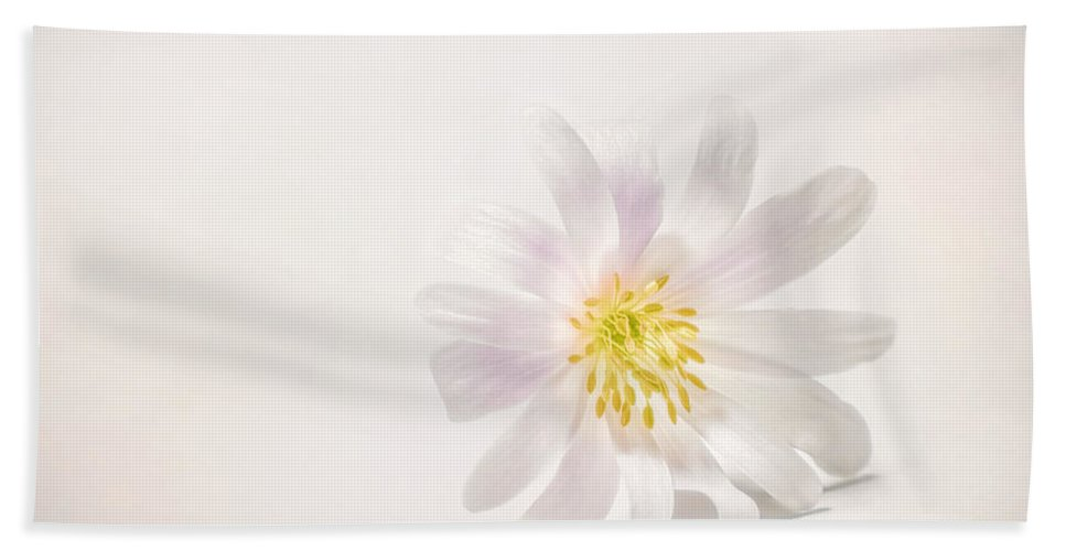 Blossom Bath Towel featuring the photograph Spring Blossom by Scott Norris