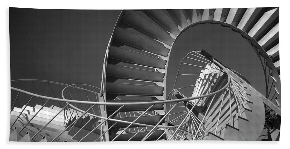 North America Bath Sheet featuring the photograph Stairway To Heaven ... by Juergen Weiss