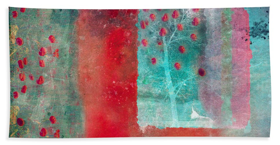 Tree Hand Towel featuring the photograph Summertime by Tara Turner