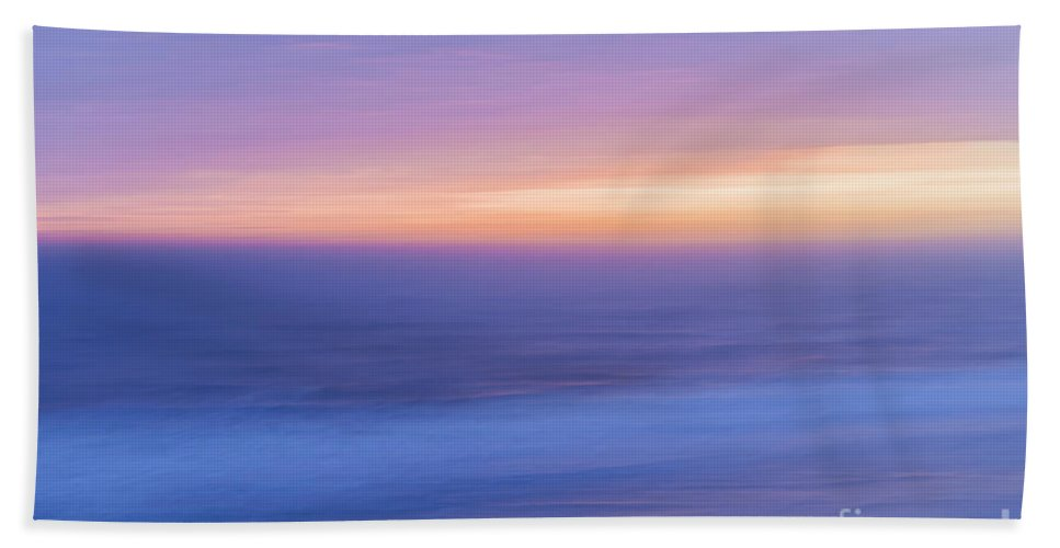 Ocean Hand Towel featuring the photograph Sunrise Atlantic 4 by Elena Elisseeva
