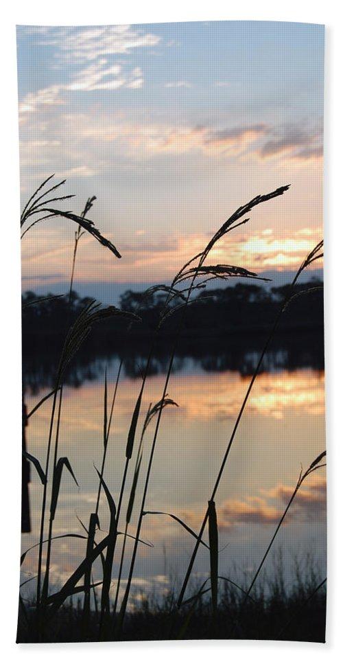 Sunrise Bath Sheet featuring the photograph Sunrise In Grayton 3 by Robert Meanor