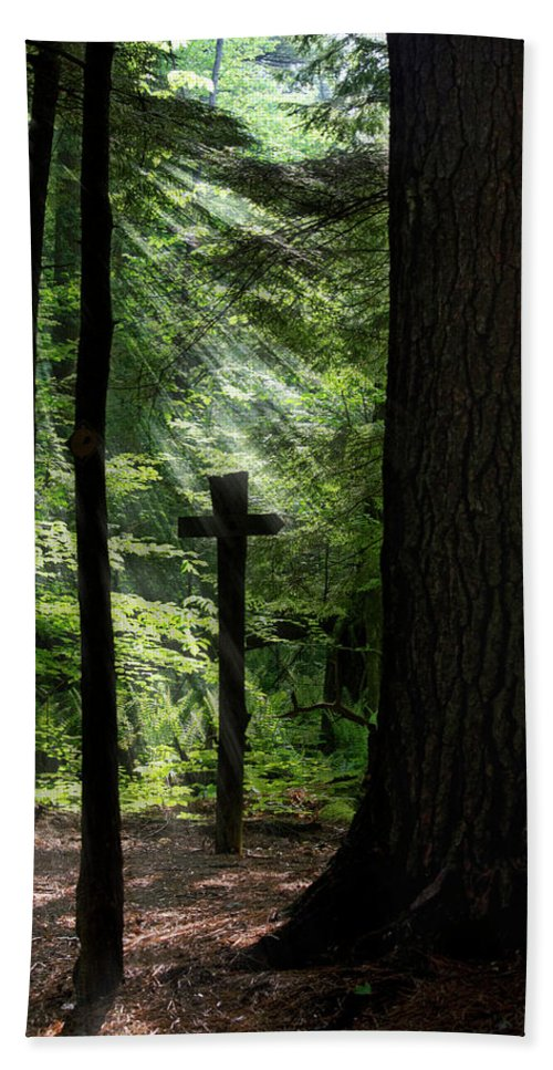 Peaceful Hand Towel featuring the photograph Sunrise Prayer by Christina Rollo