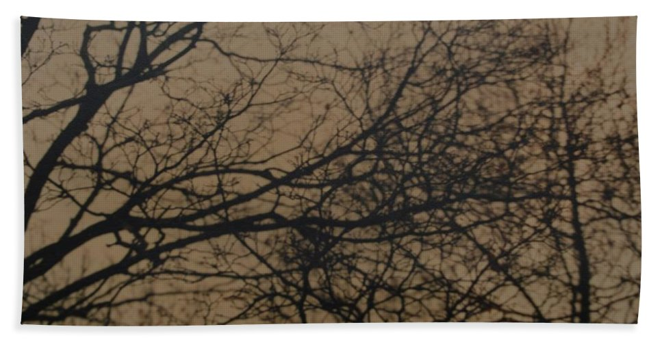 Landscape Bath Sheet featuring the photograph Sunset Snow by Rob Hans