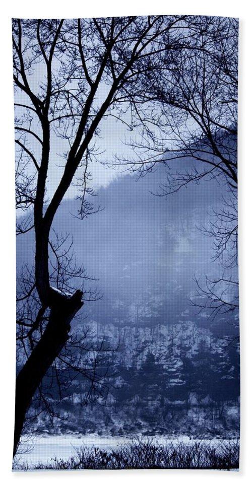Falls Pennsylvania Bath Sheet featuring the photograph Susquehanna Dreamin... by Arthur Miller