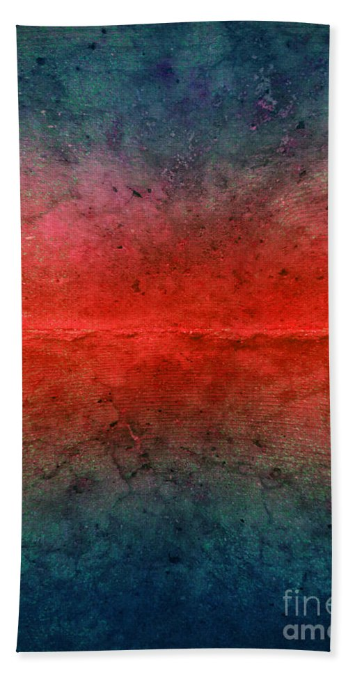 Texture Hand Towel featuring the photograph The Fire Inside by Tara Turner