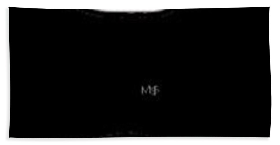 Matthew 6 Hand Towel featuring the digital art The Illusion by Matthew Six