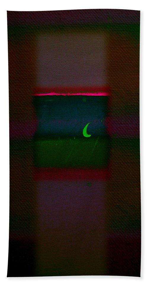 Rothko Hand Towel featuring the painting The Pharoa's Dream by Charles Stuart