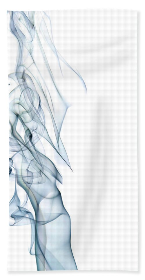 Abstract Bath Sheet featuring the photograph The Queen by Shannon Workman