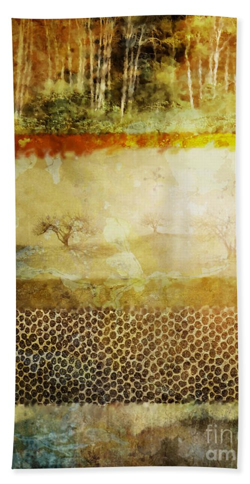 Trees Hand Towel featuring the photograph The Spirit Trees by Tara Turner