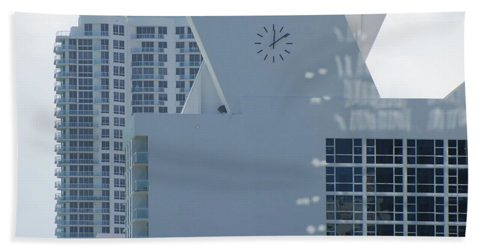 Sun Bath Towel featuring the photograph The Time Is...12 10 by Rob Hans