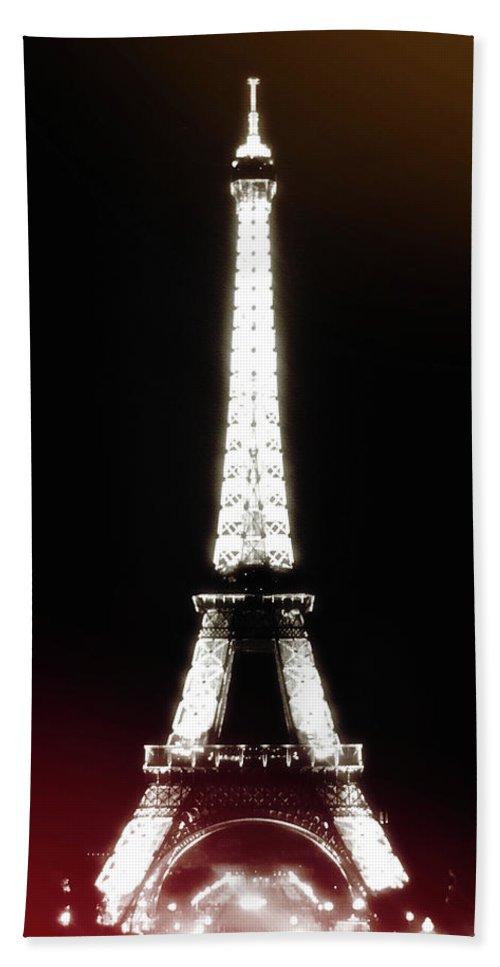 Paris Bath Sheet featuring the photograph Intemporel by JAMART Photography