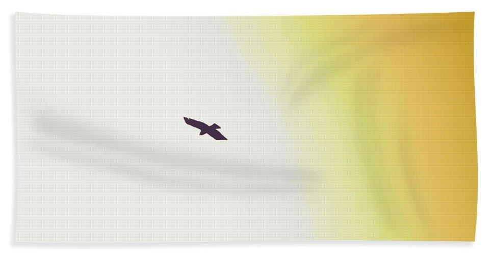 Lehtokukka Hand Towel featuring the photograph To The Sun by Jouko Lehto