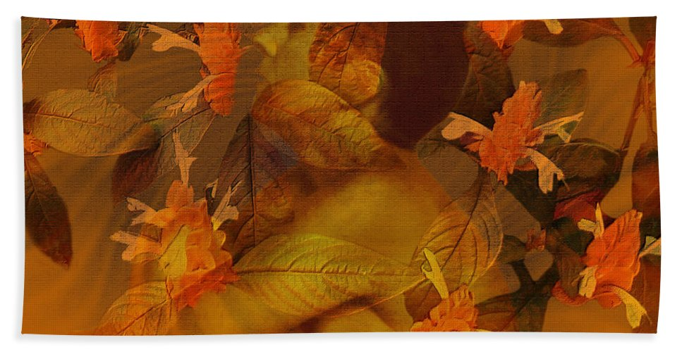 Nudes Hand Towel featuring the photograph Tranquility by Kurt Van Wagner
