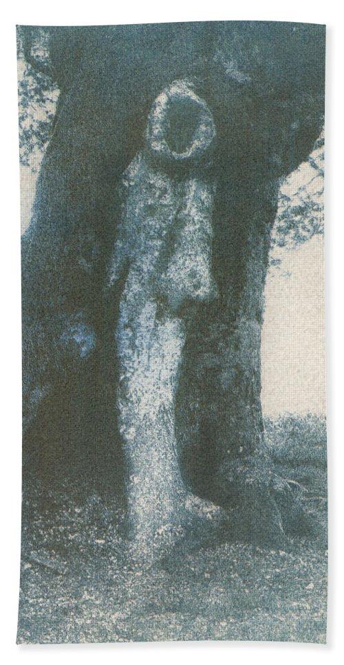 Gumprint Hand Towel featuring the photograph Treespirit-1 by Casper Cammeraat