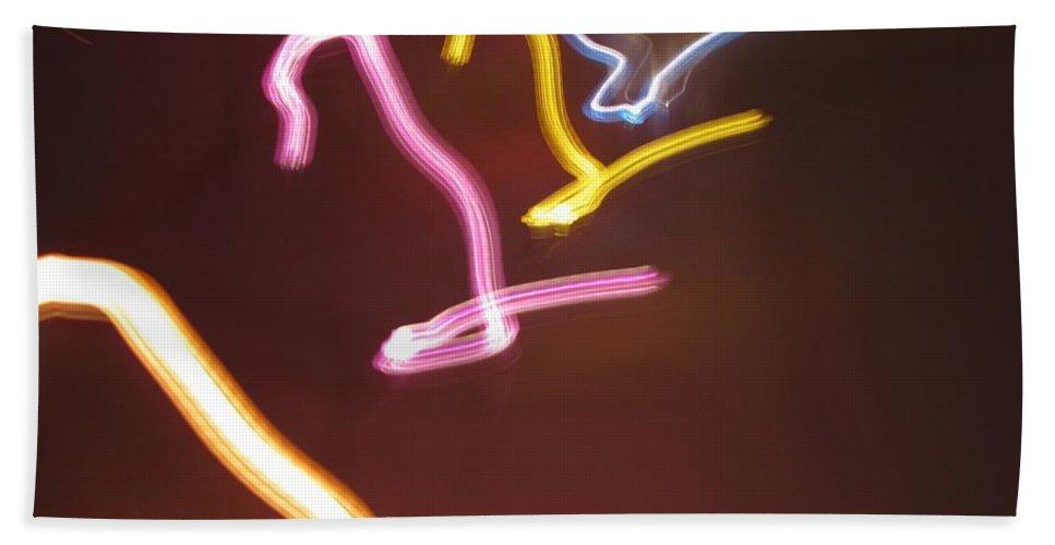 Dancing Lights Bath Sheet featuring the photograph Twenty Two by Ausra Huntington nee Paulauskaite