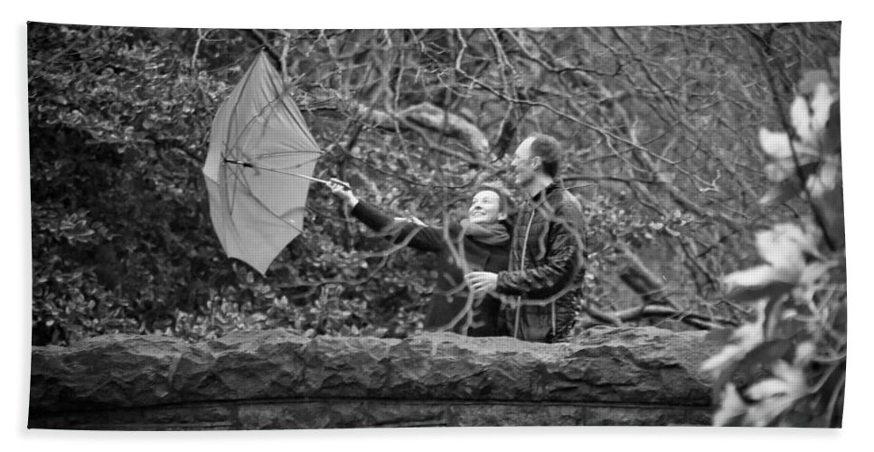 Engagement Hand Towel featuring the photograph Ula And Wojtek Engagement 16 by Alex Art and Photo