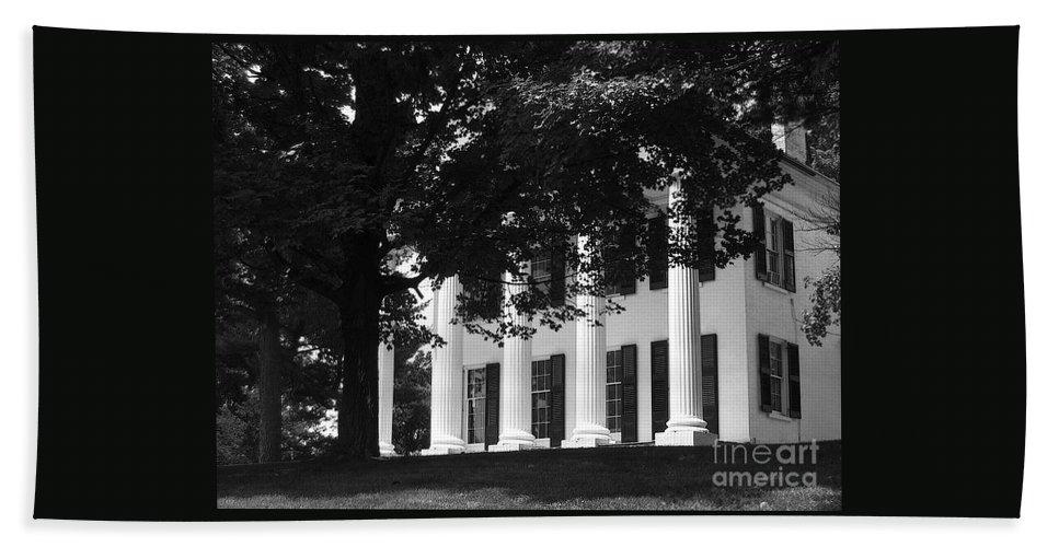 Vintage Hand Towel featuring the photograph Vintage Splendor by Ann Horn
